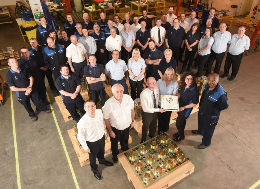 Queen's award for Enterprise: International Trade pictures