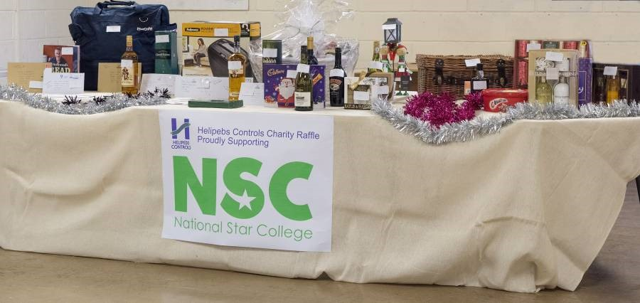 National Star College – Our Chosen Charity
