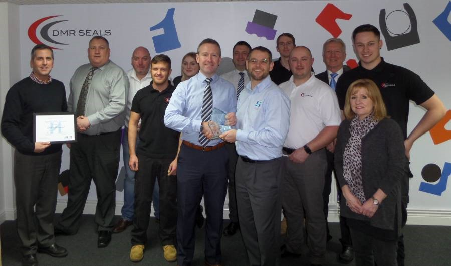 Helipebs Controls Supplier of the Year for 2015