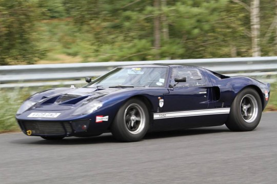 GT40 Endurance Racing Car