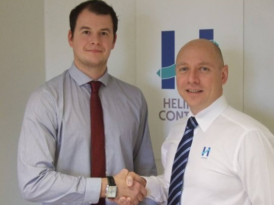 Helipebs expands the Sales department