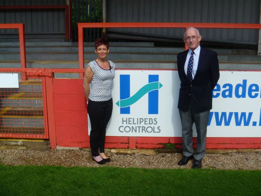 Helipebs signs for Cheltenham Town FC