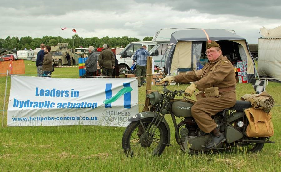 Wartime in the Vale 2013