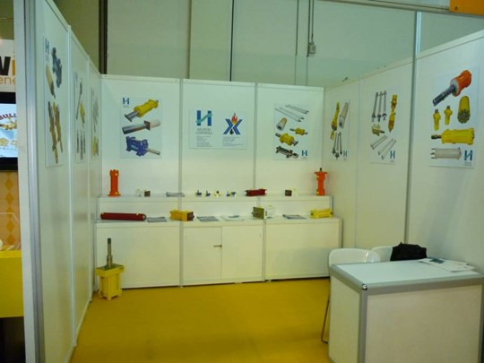 Helipebs exhibits at Offshore South East Asia