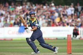 Helipebs helps Gloucestershire take t20 on the road