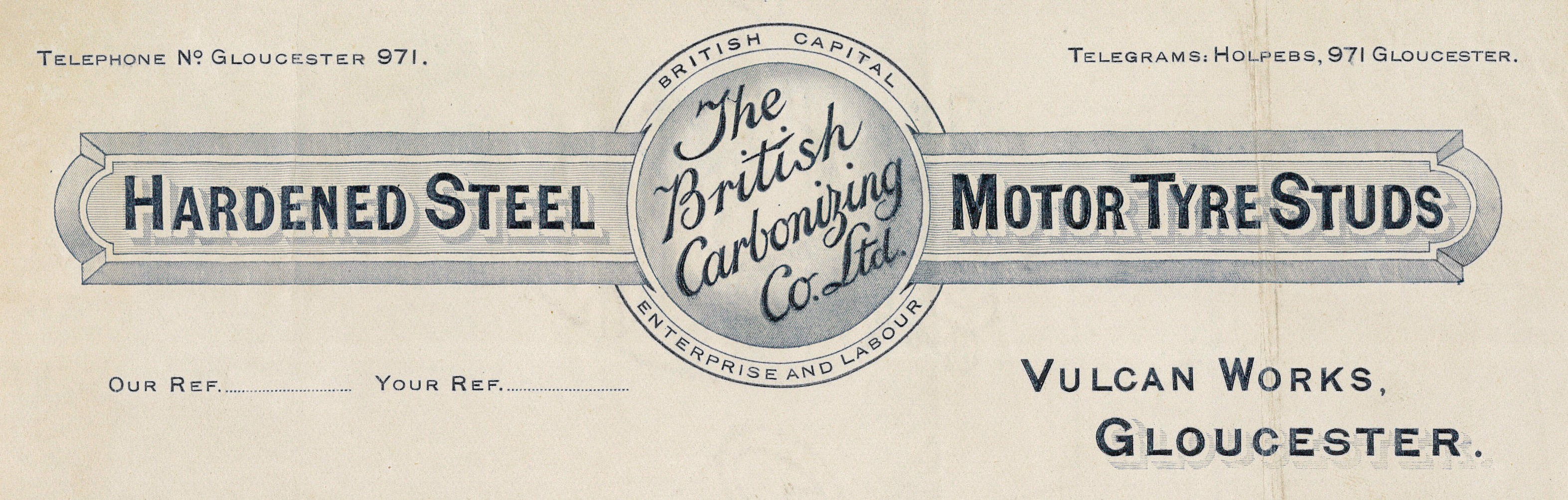 The British Carbonizing Company founded