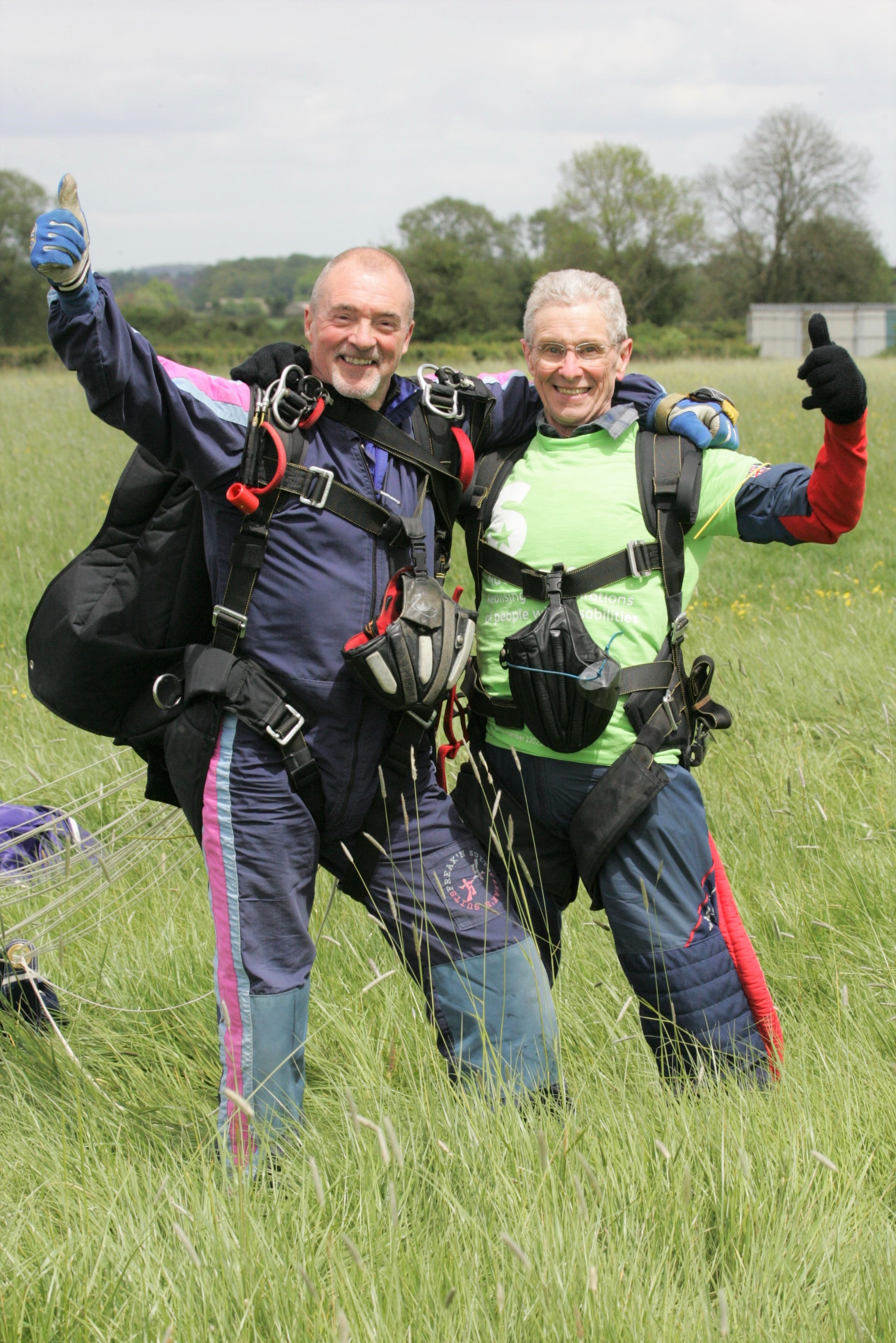 Skydiving to raise funds for the National Star College