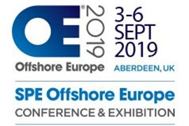 OffShore Europe 2019 - Visit us on Stand 2E81