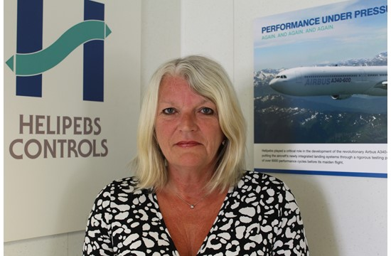 Helipebs welcomes new Managing Director Jo Collinson to the helm.